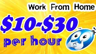 Earn Money Online | Earn $10-$30 Per Hour | Guru Site | Work From Home