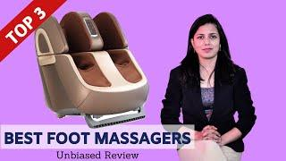 ✅ Top 3: Best Foot Massagers in India With Price 2020 | Review & Comparison