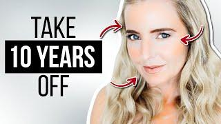 Look 10 Years Younger with These 10 *Life Changing* Beauty Tips (Over 40)