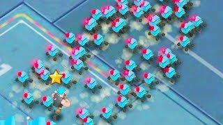 MAXED OUT SEEKERS IN WARSHIPS! Boom Beach Warships Best Attack Combination!