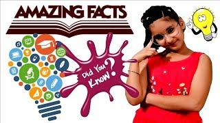 Top 10 Amazing Facts | Smart kids | Smart learning | Smart education |