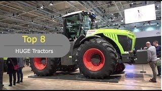 Top 5 Huge tractors 2020