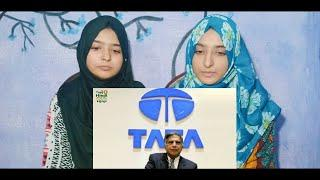 Pakistani Girls reacts on Top 10 Companies Owned By TATA  Pakistani Reaction