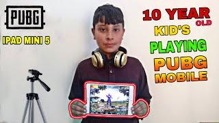 10 YEAR OLD KID PLAYING PUBG MOBILE || THIS KID IS PLAYING ON 3 FINGER CLAW || DAZLL3R