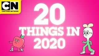 20 Things in 2020: Sneak Peek | Cartoon Network