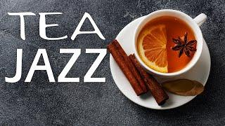 Exquisite TEA Jazz - Perfect JAZZ Music & Bossa Nova for Work and Study,Reading
