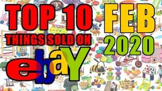 Top 10 High Valued Items Sold on Ebay February 2020 | Selling over $4300