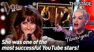 Esmée Denters sings 'Yellow' by Coldplay   The Voice Stage #32