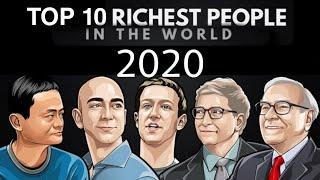 Top 10 Richest people in the World 2020 l Richest people comparison