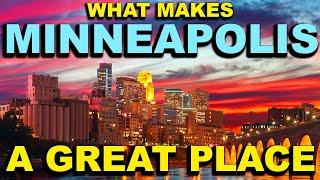 MINNEAPOLIS, MINNESOTA Top 10 Places to See in 2020