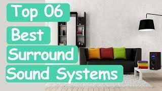 Best Surround Sound Systems in 2020 II Top 06 Best Surround Sound Systems Reviews! Online Shop