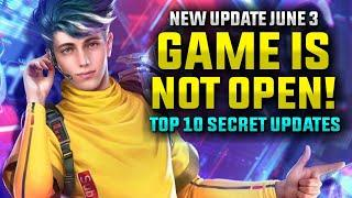தரமான Free Fire TOP 10 SECRET UPDATE Tricks Tamil | GAME IS NOT OPENING !! - Garena Free Fire