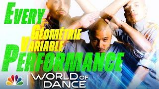Every Géométrie Variable Performance from Season 4 - World of Dance 2020