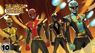 Top 10 Strongest Power Rangers - Part 2