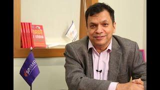 Should You Invest In An Education When Times Are Tough? | Dr. Ranjan Banerjee, Dean, SPJIMR