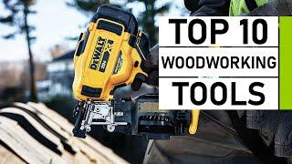 Top 10 Amazing Woodworking Tools | Best DIY Woodworking Tools | Part-3