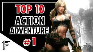 Top 10 Action Adventure Games for Low End PC on 2021 | 512 MB VRAM | 1-4 GB RAM | Intel HD Graphics