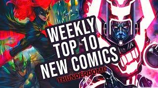 TOP 10 NEW KEY COMICS TO BUY FOR SEPTEMBER 16TH 2020 - NEW COMIC BOOKS REVIEWS THIS WEEK - MARVEL DC