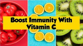Top 10 vitamin C rich foods|Health Benefits and Source|Immunity Booster