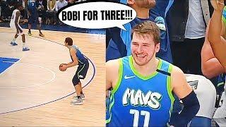 NBA'S  BEST UNEXPECTED 3 POINTERS