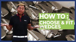 How to Choose & Fit Wedges   With Titleist