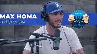 Max Homa Interview: The origin of his swing roasts, relationship with Aaron Rodgers