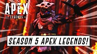 Top 10 NEW THINGS Coming To Apex Legends SEASON 5! (Apex Season 5)