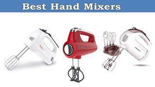 Best Hand Mixers 2020 - Top 5 Hand Mixer Review