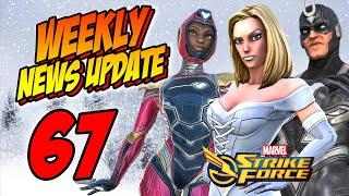 Emma Frost Meta,  Build Hand Team?, Symbiote Spider-man lands where? and more with Tony Scungili