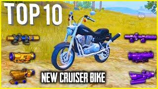 TOP 10 NEW FEATURES IN PUBG MOBILE | Part - 6 | Pubg New Update