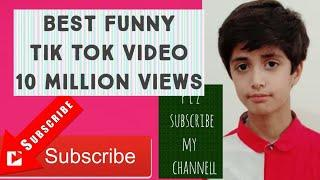 Top funny videoMost viewed Funny 1 million views tik tok videos# best funny #  just for laugh / h