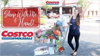 Mega Costco Shop With Me & Haul!  What's At Costco?!