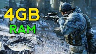 Top 10 Best Games For 4GB RAM | Low End PC | 2020 | Intel Hd Graphics