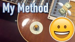FREE $20 Code to Reverb! | My Method For Writing Good For Sale Ads For Guitars to Get Top Dollar