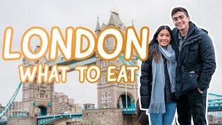 LONDON: TOP 10 EATS (London Food Guide)