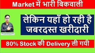 Buy on every dip   80% Delivery    Best Stock to invest in 2020   Stock market Latest News