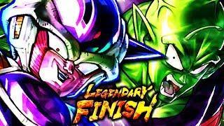 Legendary Finish Piccolo, Legendary Finish 1st Form Frieza + More! | Dragon Ball Legends