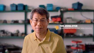 Yun Jeong-Hyun - Top 10  Global Teacher Prize 2020