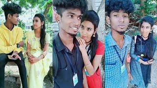 Cute Tik Tok Couples | Love & Relationship Goals | Most Beautiful Tamil Couples #9