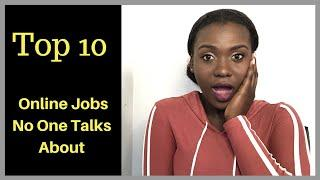 Top 10 Highly Paying Jobs | Work From Home | Highly Overlooked Jobs Without a Degree | 2020