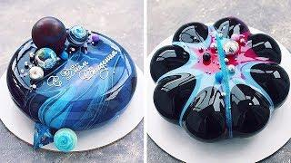 Beautiful Colorful Cake Decorating Ideas | 10+ Quick and Easy Cake Decorating Tutorials