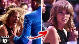 Top 10 Insane Celebrity Freakouts