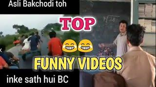 TOP Funny Videos 2020|funny|viral/funny complition|try not to laugh|epic fails|funny moments