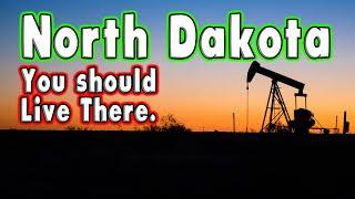 Top 10 Reasons to move to North Dakota.