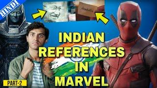 Top 12 Indian References in Marvel   MCU   Part-2   Explained in Hindi   Super PP