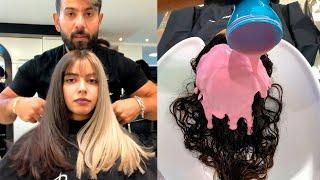 Top Hair Color Transformations | Beautiful Hairstyles To Change Your Look