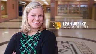 Leah Juelke - Top 10 Global Teacher Prize 2020