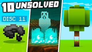 10 Unsolved Mysteries in Minecraft!