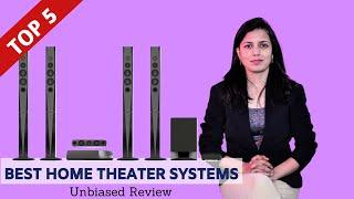 ✅ Top 5: Best Home Theater Systems in India With Price 2020 | Review & Comparison