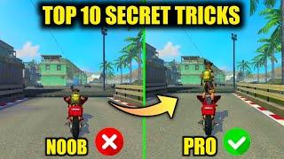 TOP 10 NEW SECRET TRICK IN FREE FIRE || TRAINING MODE NEW BUGS AND TRICKS IN FREE FIRE